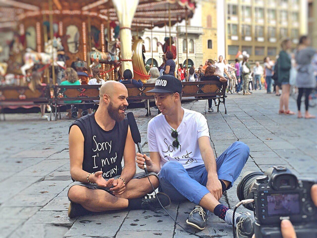Andrea e Dario: l'intervista.