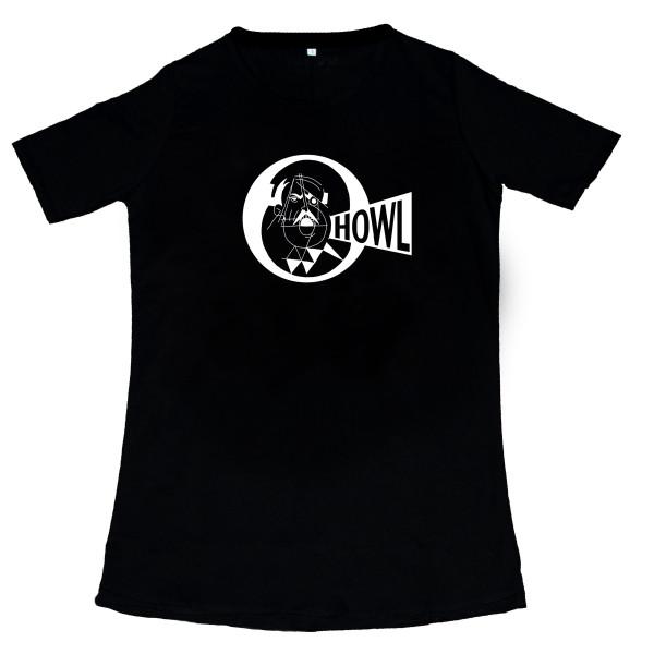 t-shirt – Howl black