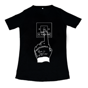 T-SHIRT Vacchi black